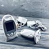 Видеоняня Baby Monitor VB - 601 на аккумуляторах с двусторонней связью, мелодиями и термометром