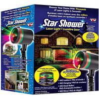 Уличный Лазерный Проектор Star Shower Laser Light