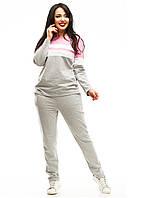 Спортивный костюм женский Полоска 42 44 46 48 50 Р, фото 1