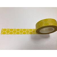 Скотч бумажный декоративный для скраповых работ, 15мм, фото 1