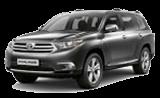 Тюнинг Toyota Highlander 2007-2013гг