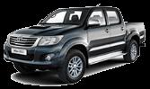 Тюнинг Toyota Hilux (Vigo) 2011-2015гг