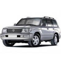 Тюнинг Toyota Land Cruiser 100 1998-2007гг