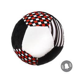 Мягкий мяч для младенцев CONTRAST C-MORE COLLECTION Babyono