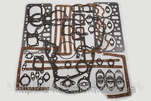 Набор прокладок двигателя (полный) ЯМЗ-236, фото 2