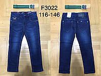 Джинси для хлопчиків оптом, F&D, 85% бавовна, розміри 116-146, арт. F 3022, фото 1