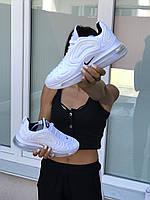 Кроссовки  Nike Air Max 720  белые  (Реплика ААА+)