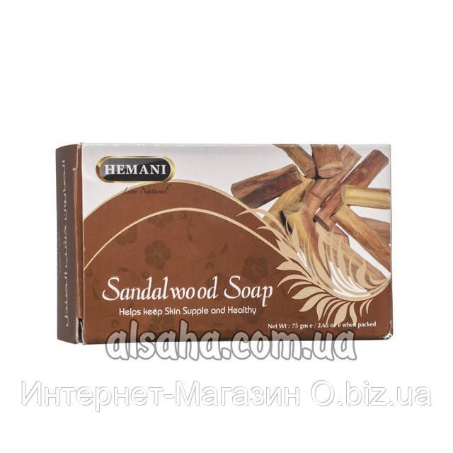 Мыло Сандаловое Hemani
