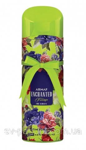Парфюмированный дезодорант женский Enchanted Foliage 200ml