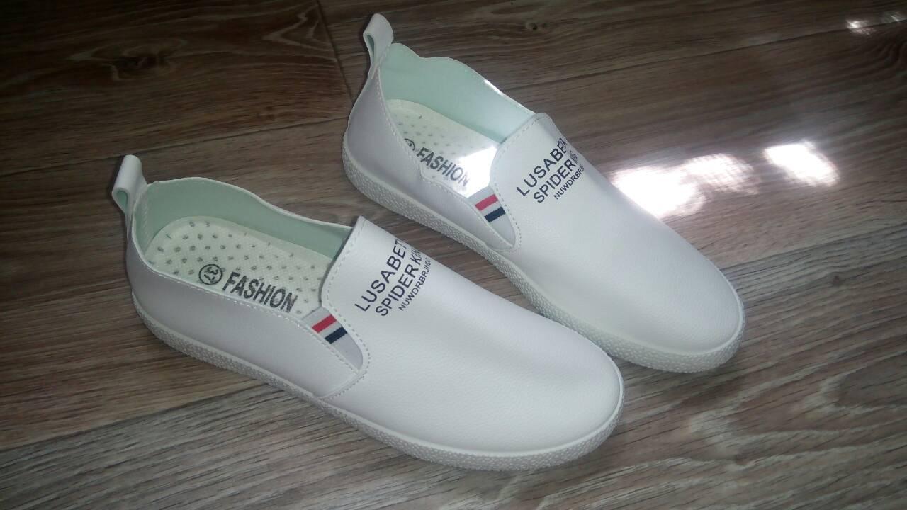 Кеды женские Nona белые , обувь женская
