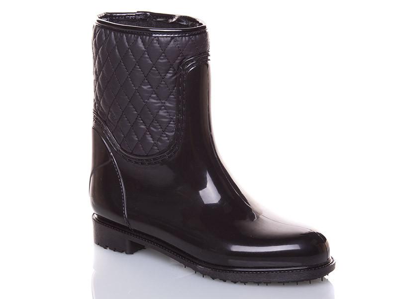 Резиновые сапоги , женская обувь
