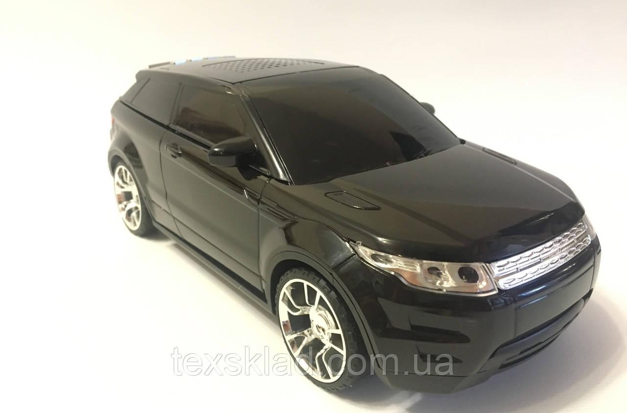 Мультимедийная колонка в виде машины Range Rover SPORT-BIG (USB/FM) Чёрная