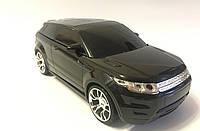 Мультимедійна колонка у вигляді машини Range Rover SPORT-BIG (USB/FM) Чорна, фото 1