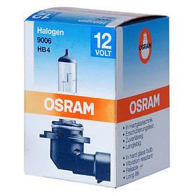 Галогенная лампа Osram HB4 12V 51W P22d -9006 –Германия- (Картонная упаковка)