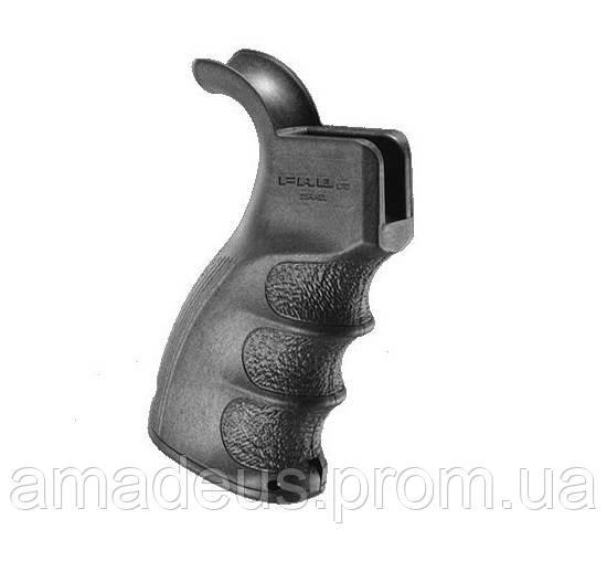 AG43 Пистолетная рукоятка FAB для M16 \ M4 \ AR15, черная