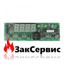 Плата управления и дисплея для водонагревателя Ariston ELITE 50/80/100 L955010