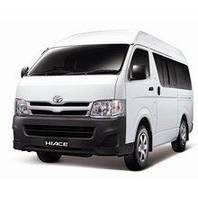 Тюнинг Toyota Hiace 2004-2019гг