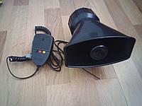 Автомегафон громкоговоритель 50W