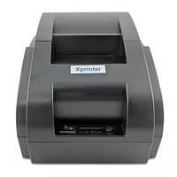 Термопринтер чеков Xprinter XP58IIH