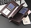 Мужское портмоне кошелек baellerry 5008, фото 2