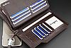 Мужское портмоне кошелек baellerry 5008, фото 4