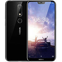 Смартфон Nokia X6 6/64GB (Black)