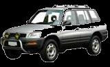 Тюнинг Toyota RAV4 1994-2000гг