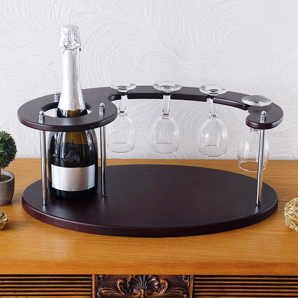 Набор для вина на 4 рюмки-Подиум SS07267 SS07267 SS07267