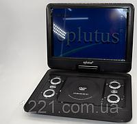 DVD  портативный Eplutus EP-1330T с цифровым тюнером (14.1 дюймов)