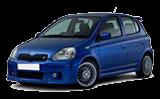 Тюнинг Toyota Vitz / Yaris 1999-2005гг