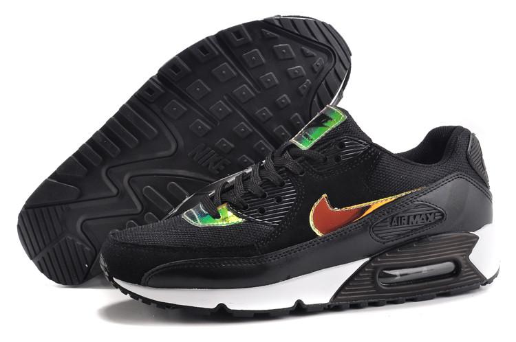 Кроссовки мужские Nike Air Max 90 / 90AMM-298 (Реплика)