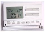 Комнатный терморегулятор Computherm Q-7 (недельный программатор для котла), фото 2
