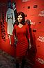 Жіночі туфлі Anis (Польща) червоного кольору. Красиві та зручні. Стиль: Анна Чапмана, фото 5