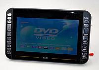 """Телевизор автомобильный с T2 и DVD DVD-LS105T (11"""")"""