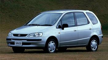 Тюнинг Toyota Spacio 1996+