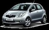Тюнинг Toyota Vitz / Yaris 2005-2011гг