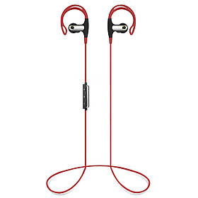 Беспроводные наушники Romix S2 Sport Wireless Headphone RWH S2 Red-Black