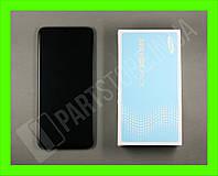 Дисплей Samsung A705 Black A70 2019 (GH82-19757A) сервисный оригинал в сборе с рамкой