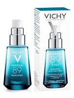 Гель для восстановления и увлажнения кожи вокруг глаз Виши Vichy Mineral 89 Repairing Eye Fortifier