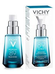 Гель для відновлення і зволоження шкіри навколо очей Віші Vichy Mineral 89 Repairing Eye Fortifier