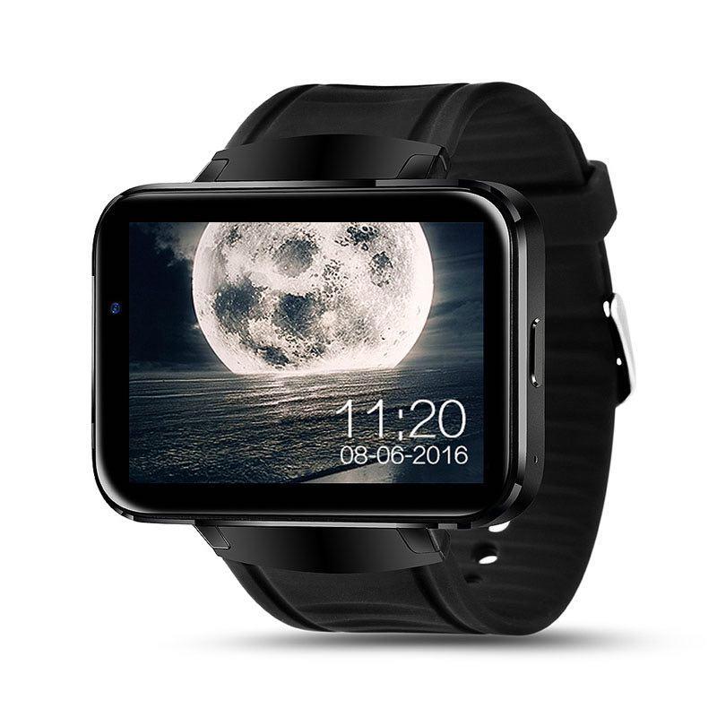Умные часы Smart Watch DM98 Black (SWDM98BL)