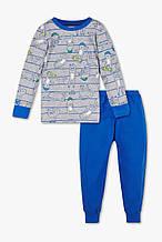 Детская пижама для мальчика C&A Германия Размер 128