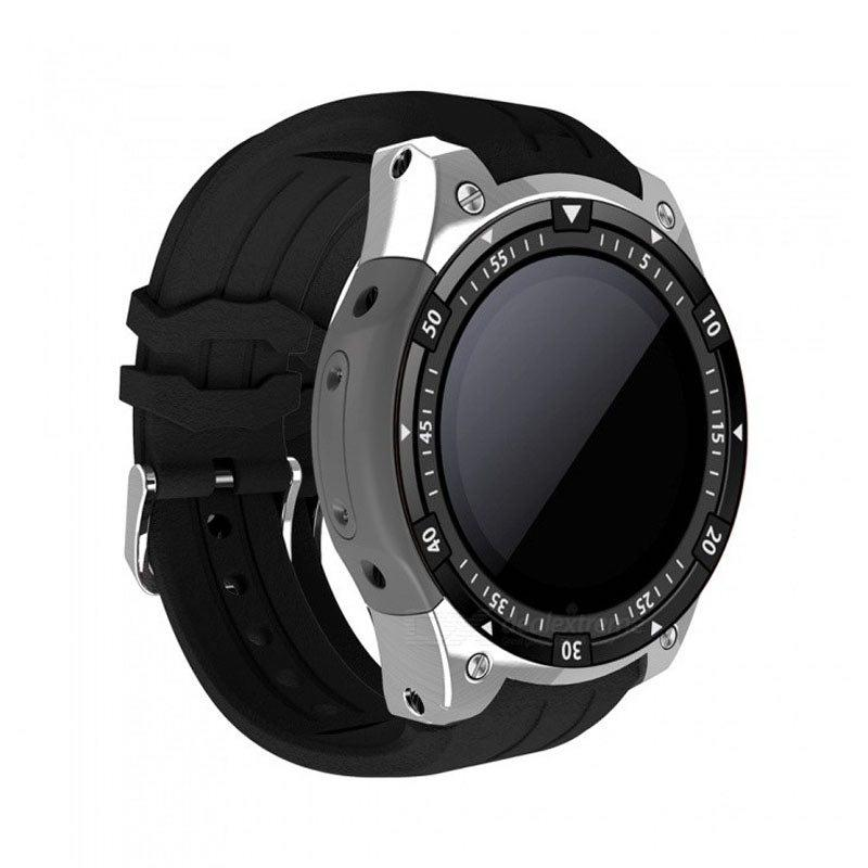 Умные часы Smart Watch X100 Android Silver (SW0X100S)