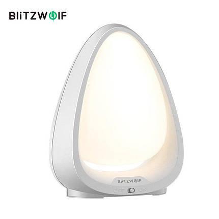 Светодиодный детский ночник светильник BlitzWolf BW-LT9 с сенсорным управлением, фото 2