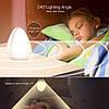Светодиодный детский ночник светильник BlitzWolf BW-LT9 с сенсорным управлением, фото 3