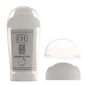 Carolina Herrera 212 NYC Men Deodorant Stick #B/E