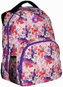 Рюкзак PASO 21 л Разноцветный (16-1838E)