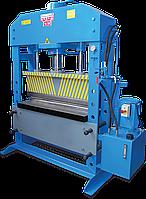 Гидравлический штамповочный пресс HPB 100 Hidroliksan