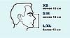 Маска для сноркелінгу TheNice EasyBreath-III на все обличчя для дайвінгу з кріпленням для камери S/M Блакитний (SUN2773), фото 5