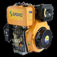 Дизельный мотор Sadko DE-420E (10 л.с., электростарт)